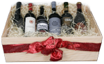Elena's Gourmet Grocery Wine Box